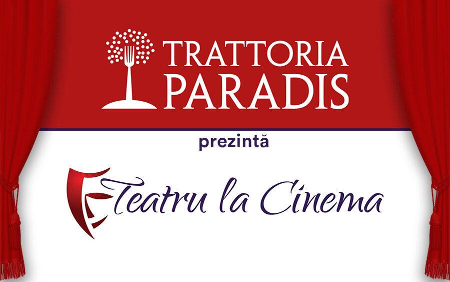 Teatru pentru copii la Trattoria Paradis